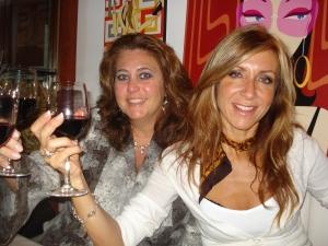 Ellen & Katina