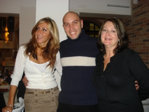 the talented Danielo in the center