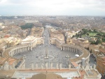 St. Peter's Dome views