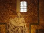 Michelangelo's stunning Pieta