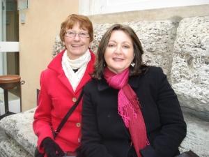 Yvonne & Lilly