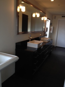 nice sink area for one of the bathrooms